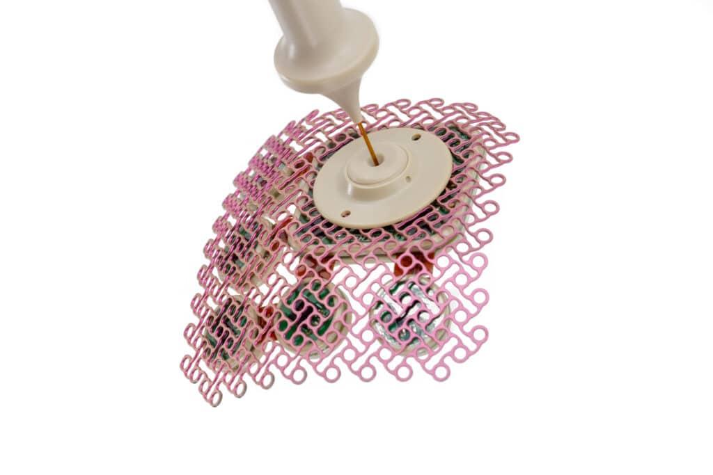SonoCloud transdermal Needle